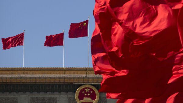 Chinese national flag - Sputnik International