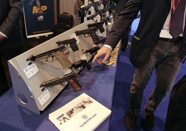EU arms trade