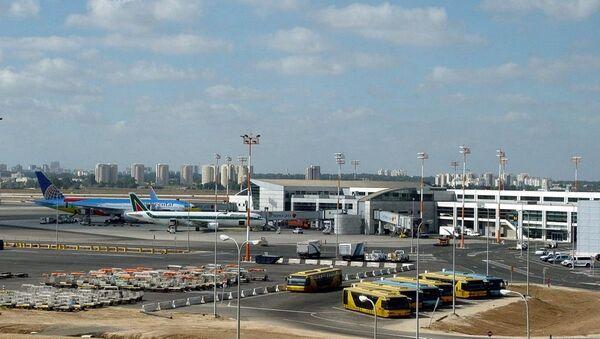 Ben Gurion international airport - Sputnik International