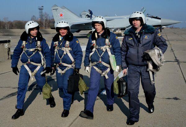 Foxhound Reborn: MiG-31BM Interceptors Enter Service - Sputnik International