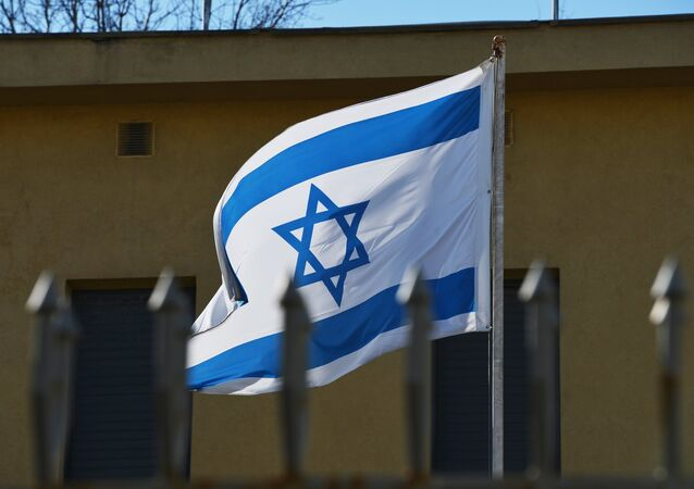 Israeli flag. File photo