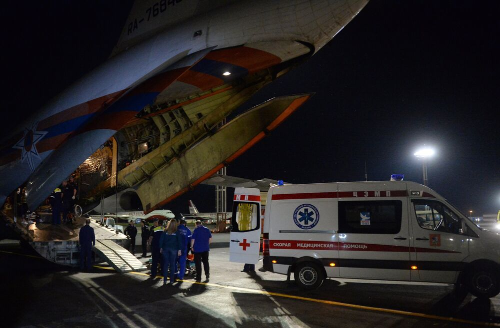 Battling Disasters, Saving Lives: Emergency Rescue Workers of Russia