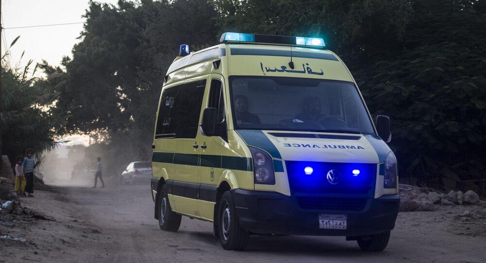 Egyptian ambulance