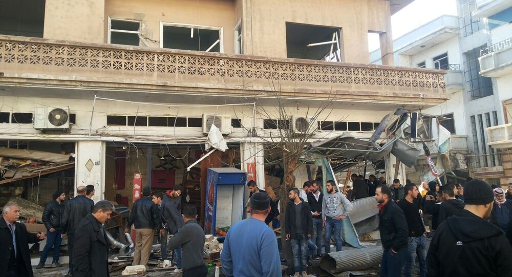 Triple Attack in Syria's Homs