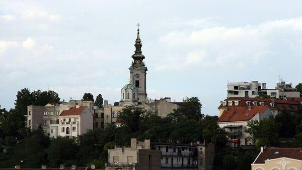 View of Stari Grad, Belgrade - Sputnik International