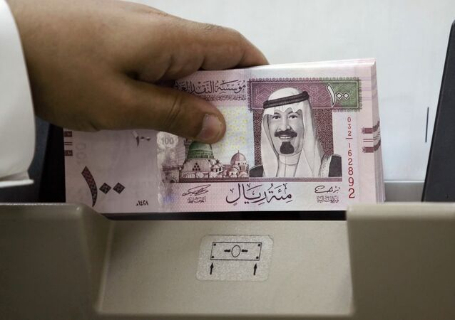 Saudi Arabia riyals