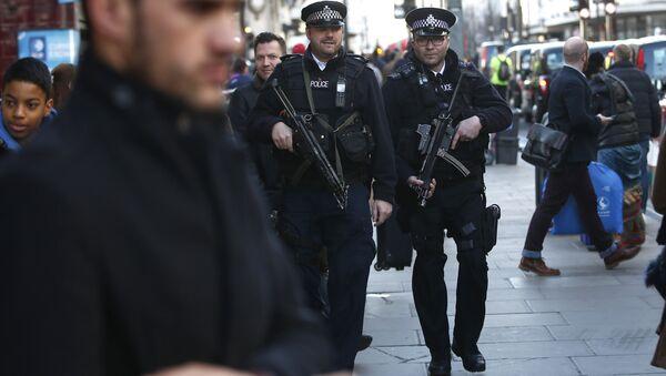 UK security threat - Sputnik International