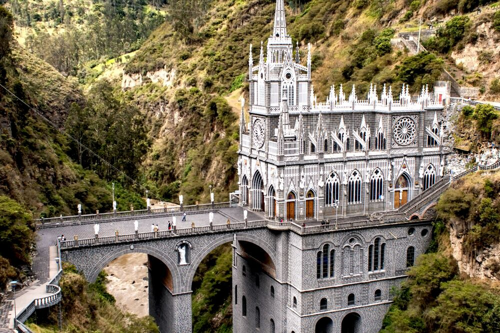 When Architecture Meets Religion: World's Most Beautiful Churches