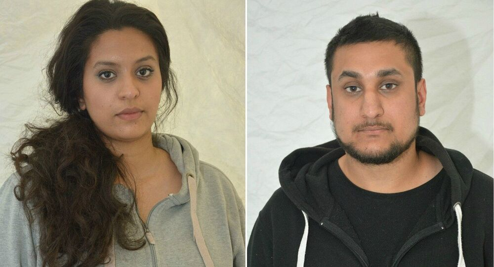UK couple convicted of plotting terror attack