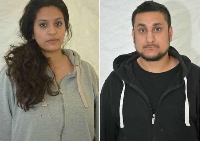UK couple convicted of plotting terror attack