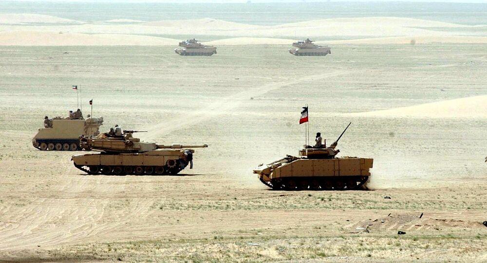 Armoured vehicles of the Kuwaiti army
