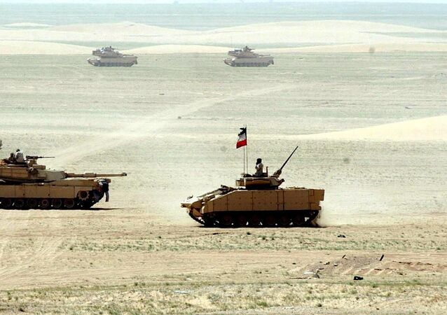 Armoured vehicles of the Kuwaiti army