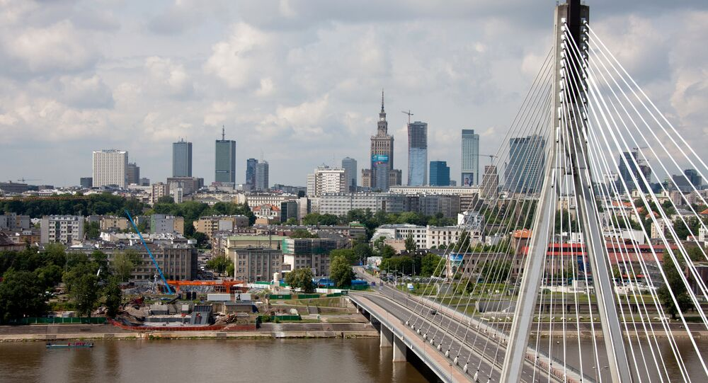 Cities of the world. Warsaw