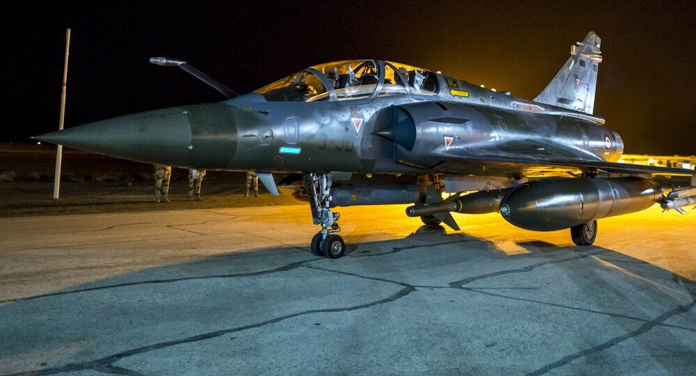 Mirage 2000 jet