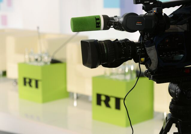 The broadcaster RT America won 10 accolades in the 37th Annual Telly Awards, for programs created by the channel's team.