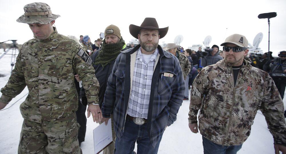 Oregon Rancher Standoff