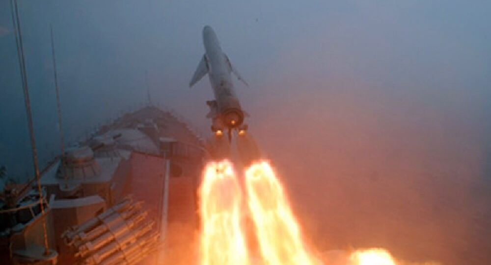 Vulkan missile