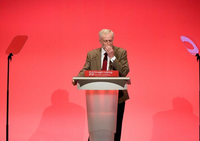 Corbyn's cabinet reshuffle