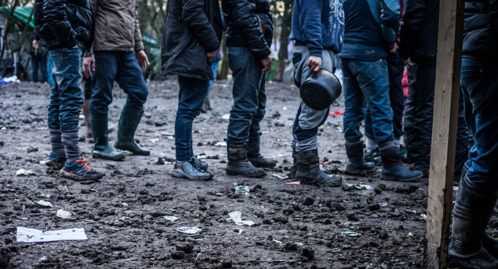 And still between 50 and 100 new refugees are arriving every day, putting a further strain on the camp's limited resources.