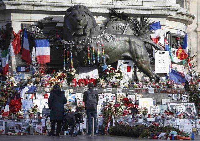 Charlie Hebdo anniversary