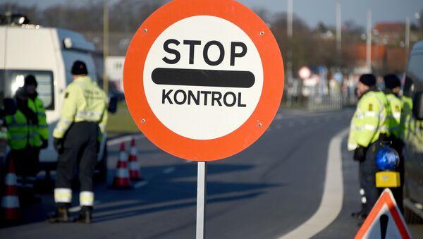 EU border control - Sputnik International