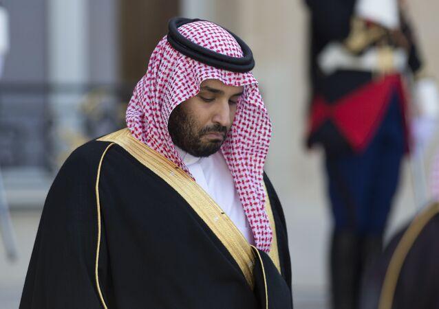 Saudi Defence Minister Prince Mohammed bin Salman bin Abdul Aziz al-Saud