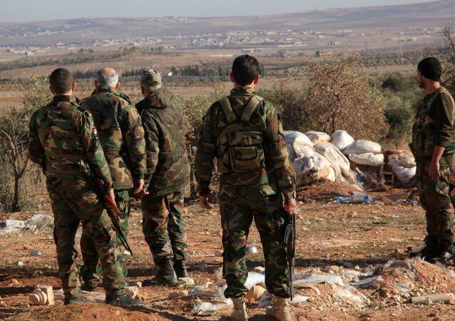 Syrian Army Repels Daesh Attack Near Deir ez-Zor Airbase