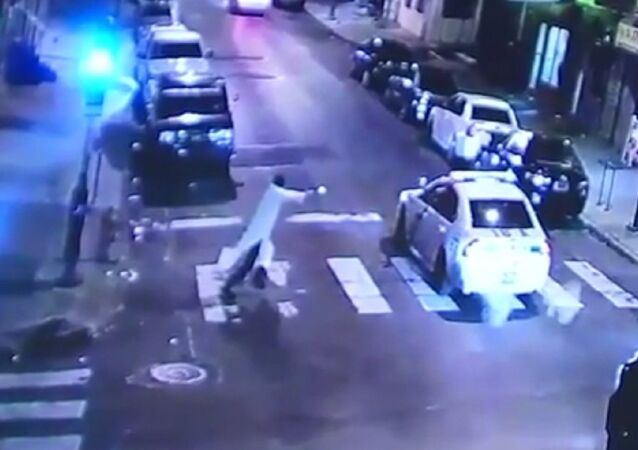 Man Attempted to Execute Philadelphia Cop 'In the Name of Islam'