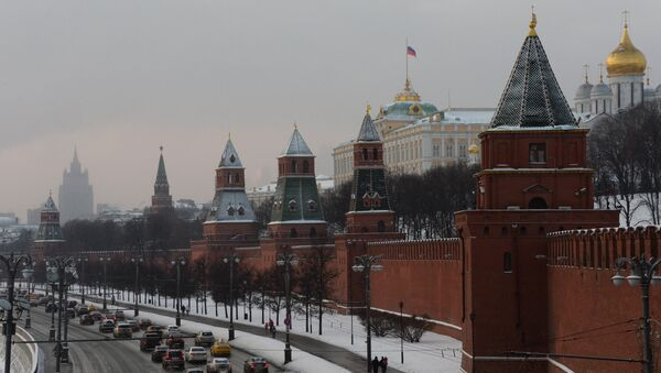 The Moscow Kremlin - Sputnik International