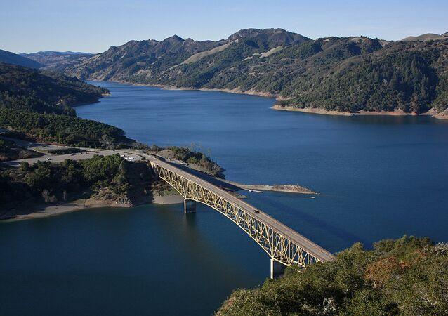 Lake Sonoma, Sonoma County, California