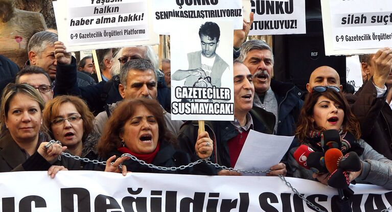 Turkish govt slams main opposition CHP leader for