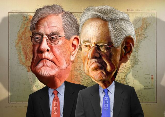 Conservative Mega-Donor Koch Brothers' Father Linked to Nazi Oil Refinery