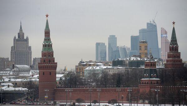 Moscow and Kremlin - Sputnik International