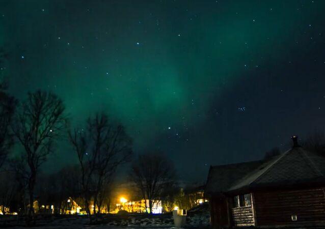 Northern Lights - Norway, 2016.