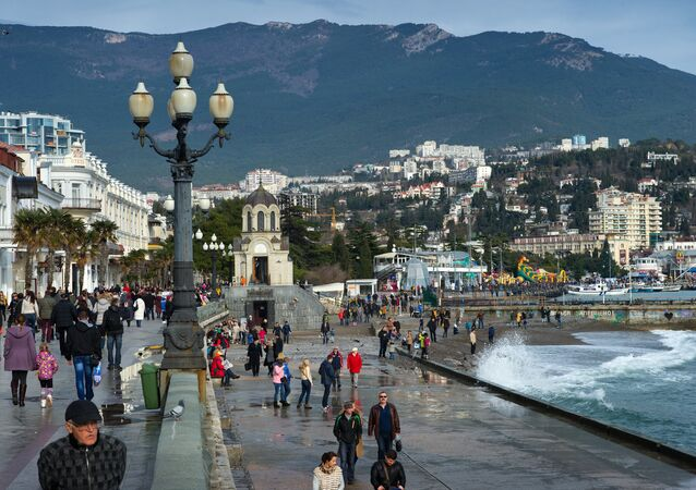 Regions of Russia. Crimea