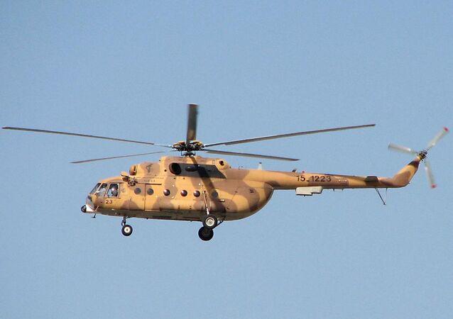 Mi-17  Iran Army