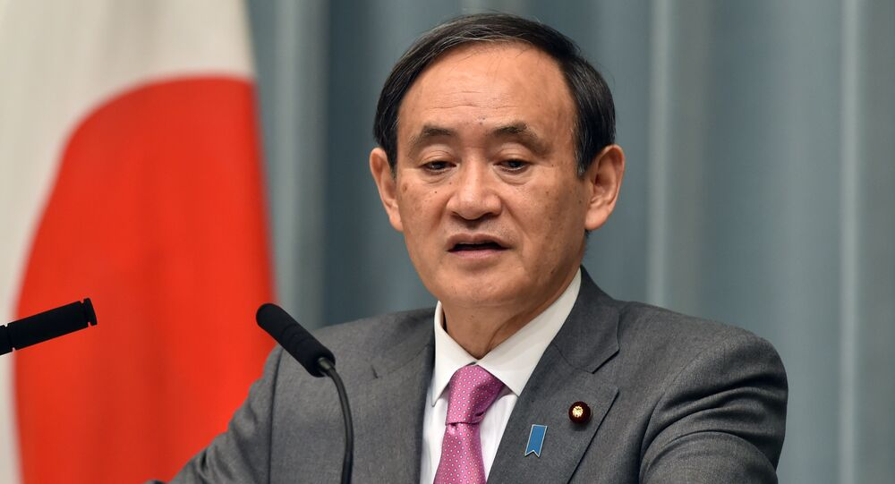 Yoshihide Suga confirmed as Japan's new prime minister