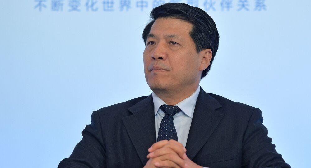 Li Hui, Ambassador Extraordinary and Plenipotentiary of China to Russia
