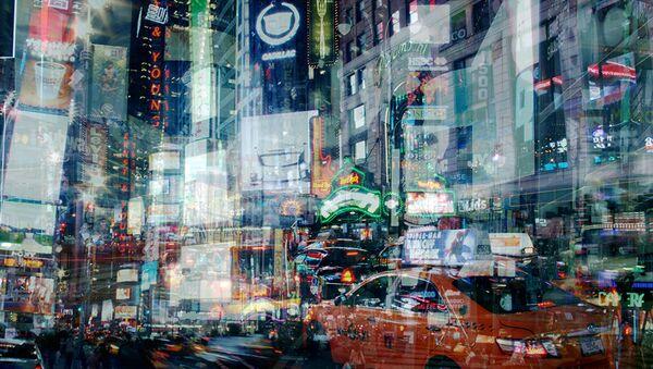 Times Square (New York) - Sputnik International