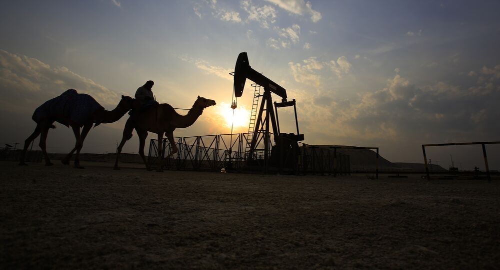 The world has entered the era of low energy prices. With the world's major oil producers unwilling to cut down their production, global oil prices will not go up above $50 a barrel until 2020, energy policy expert Ariel Cohen told Radio Sputnik.