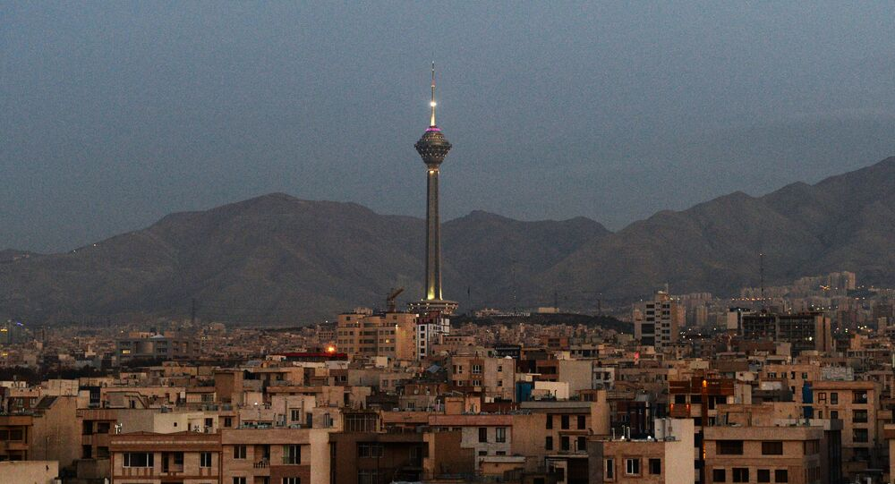 World cities. Tehran