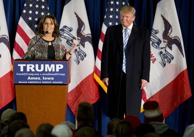 You Betcha! Donald Trump Gets Sarah Palin Endorsement
