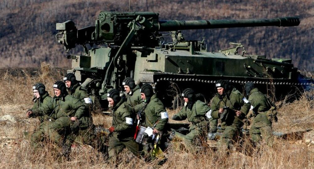 Troops in Russia's Eastern Military District have been moved to the highest state of combat readiness as surprise drills began in the region, the Russian Defense Ministry said Friday.