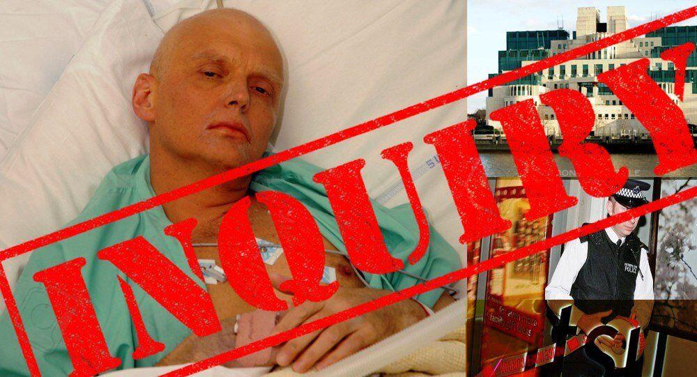 Litvinenko inquiry