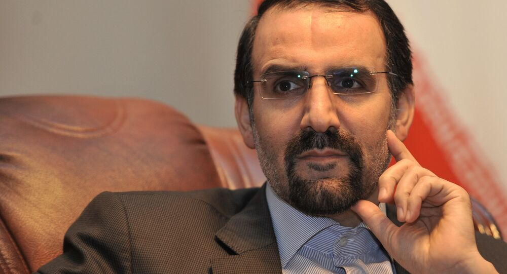 Mehdi Sanai, Ambassador of Islamic Republic of Iran to Russian Federation