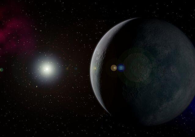 Hypothetical Planet Nine