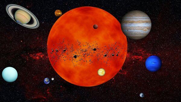 Solar System - Sputnik International