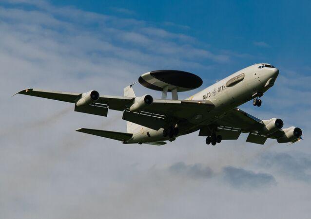 Boeing E-3 Sentry AWACS.