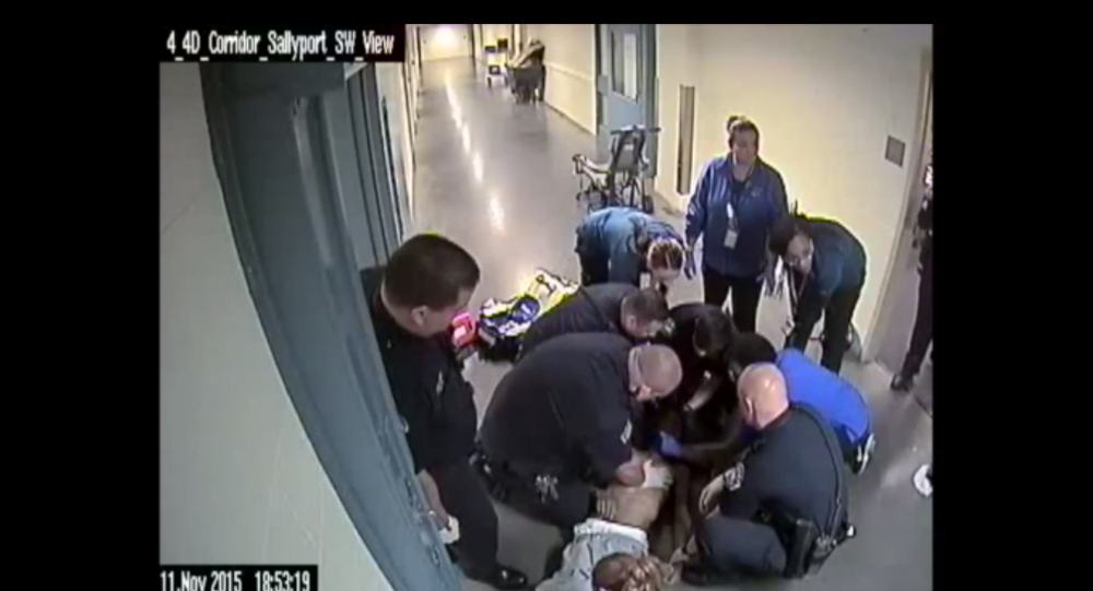 Denver Releases Video Of Restrained Inmate Who Choked To