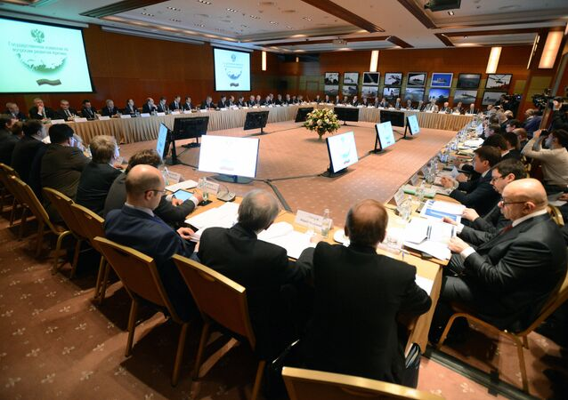 Meeting of the State Council on Arctic Development in Moscow